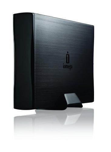 Iomega Prestige 1 TB USB 3.0/USB 2.0 Desktop Hard Drive 35180