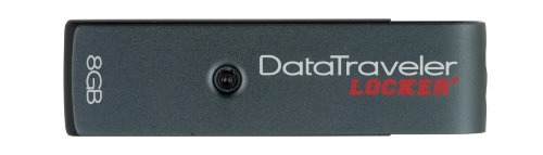 Kingston Data Traveler Locker+ with Encryption 8 GB USB 2.0 Hi-Speed DataTraveler  DTL+/8 GB