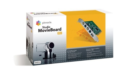 Studio Movieboard Pci Capture Hardware