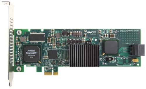 3WARE 9650SE-2LP Internal Sata II Hardware Raid Controller Card. Pci-express X1,