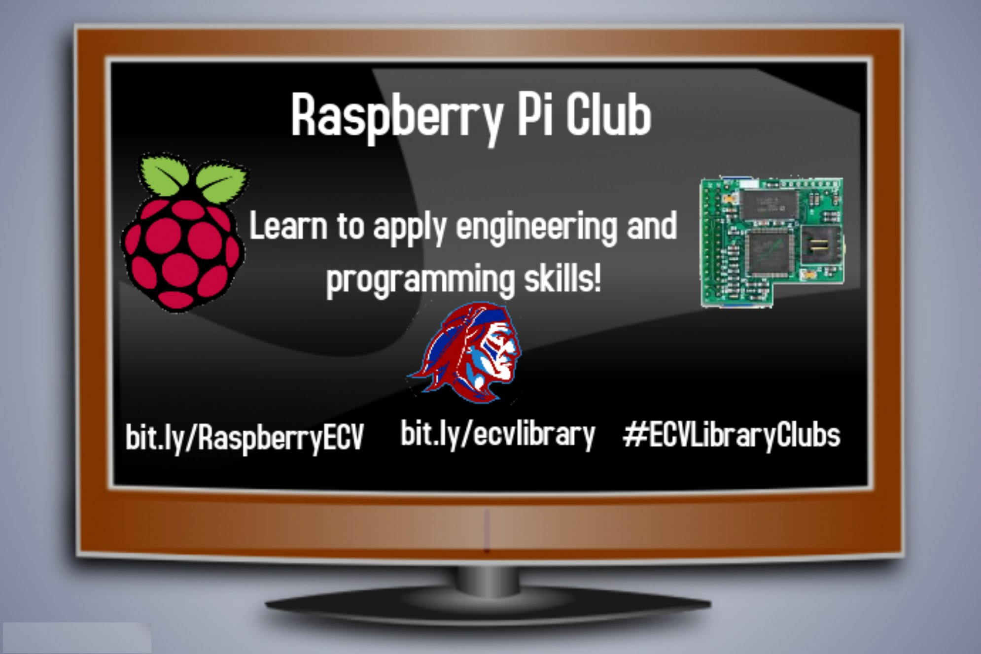 http://ecvhslibrary.weebly.com/raspberry-pi-club.html