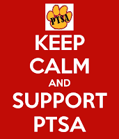 keep calm and support ptsa