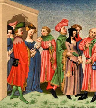 The Rise of the Middle Class - Life and Money in Medieval Europe
