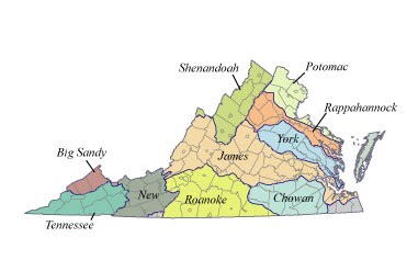 What Are Some Of Virginia S Natural Resources