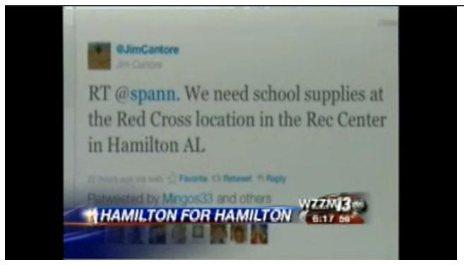 Hamilton Helping Hamilton