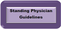 Standing Physician Orders