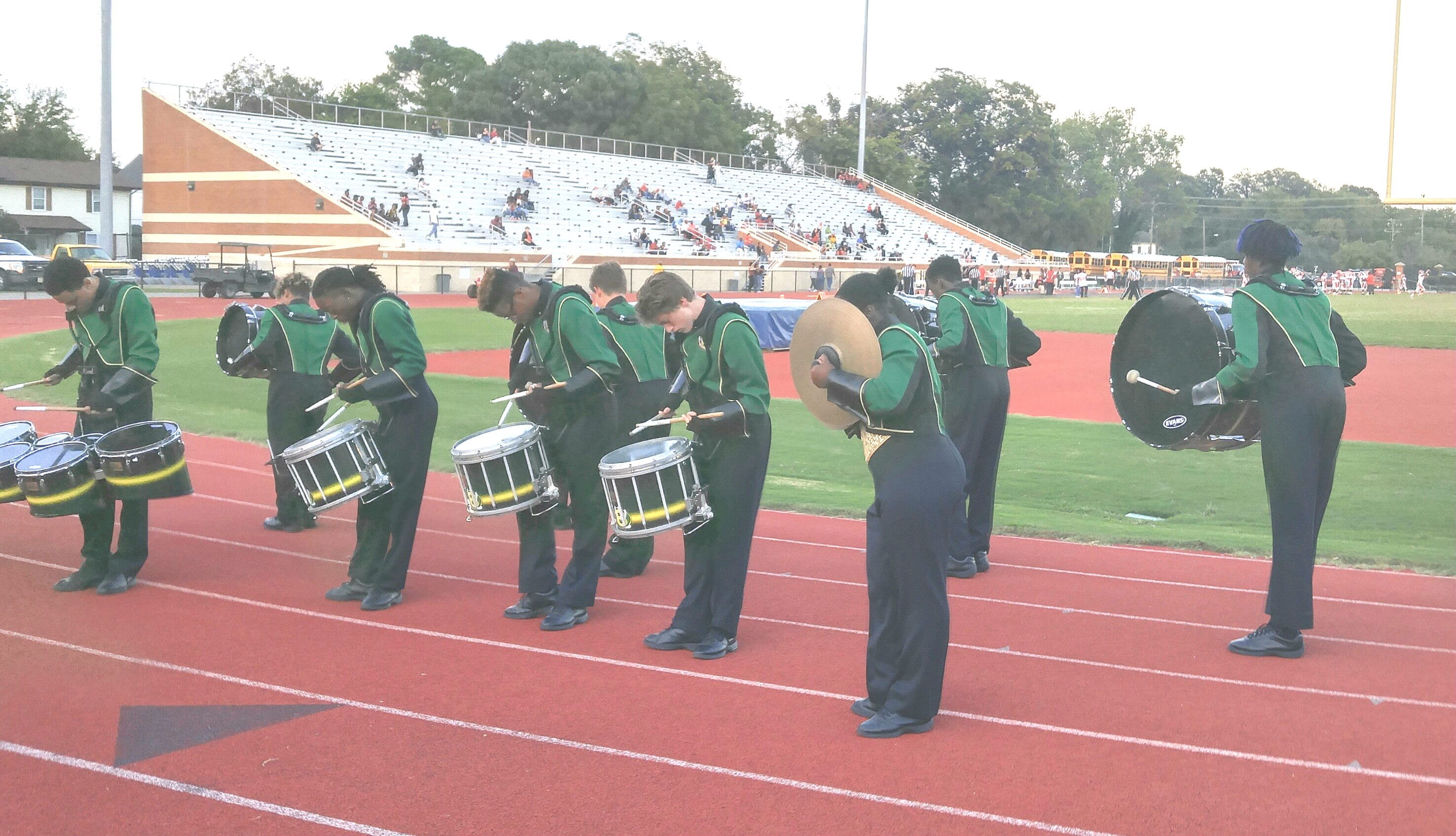 MIGHTY Marching Bruins Excel! - Bethel High School