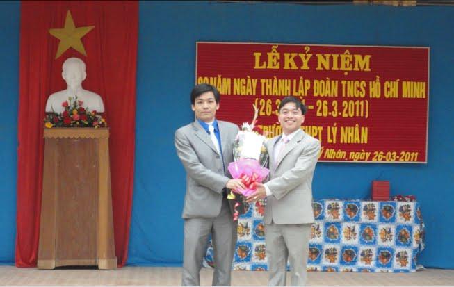 Lễ kỉ niệm 80 năm ngày thành lập đoàn 26/3/1931  26/3/2011