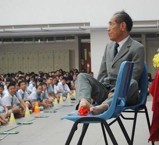 Nguyễn Ngọc Ký – Một tấm gương vượt khó trong học tập
