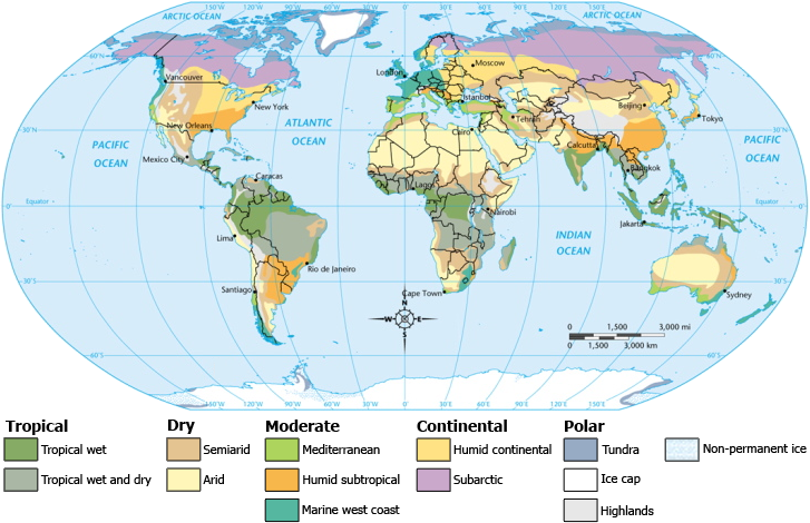 World Climate Regions. Here Are The Papers Needed To Complete Your Climate  Region Group Project. Climate Regions Project Outline · Tropical Climate  Regions