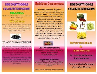 hcs child nutrition