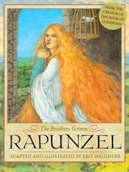 rapunzel disney story