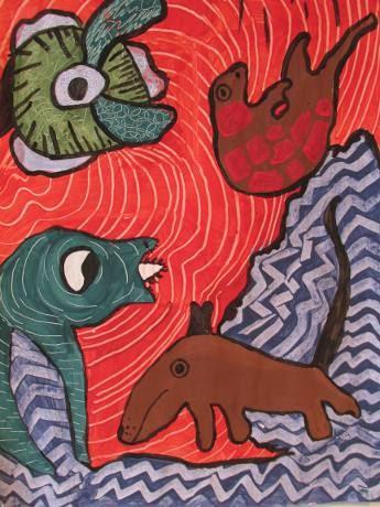 Cours peinture et dessin - cole d'art Hlne La Haye