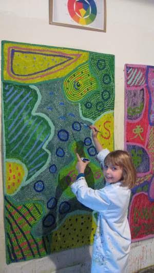École d'art enfant Montreal | École de peinture et dessin pour enfant montreal | Cours de peinture et dessin pour enfant montreal | Atelier de peinture et dessin pour enfant montreal