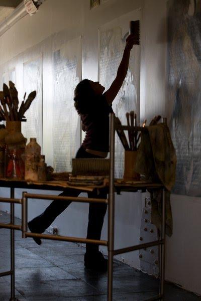 Hélène La Haye, peintre à Montréal | Acquisition d'œuvres d'Hélène La Haye