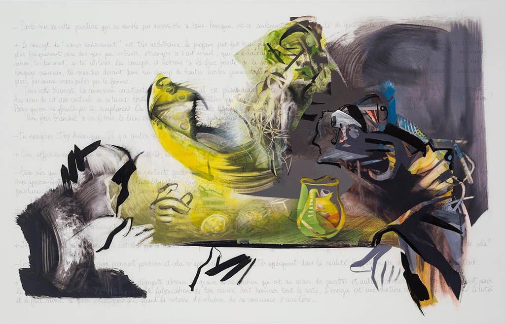Helene La Haye, peintre | Ses œuvres