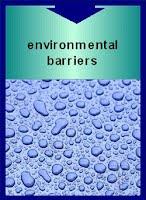 environmental barrier coatings