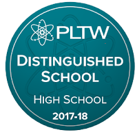Hendrick Hudson High School, a 2017-18 PLTW Distinguished High School