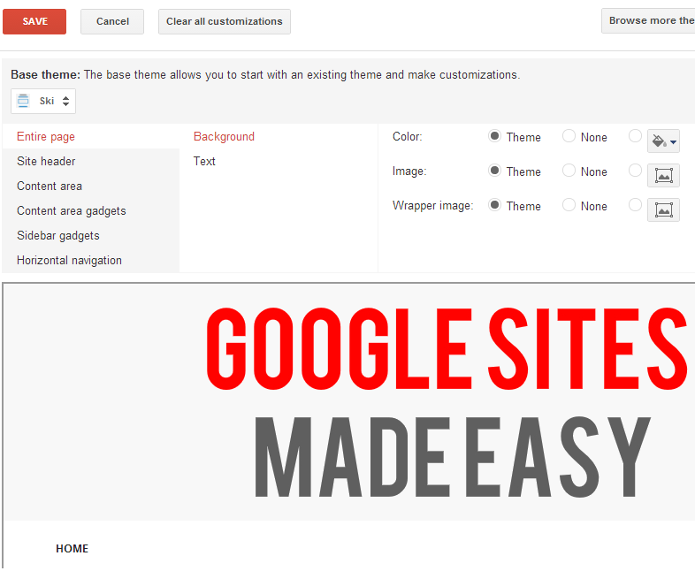 build your website google sites made easy