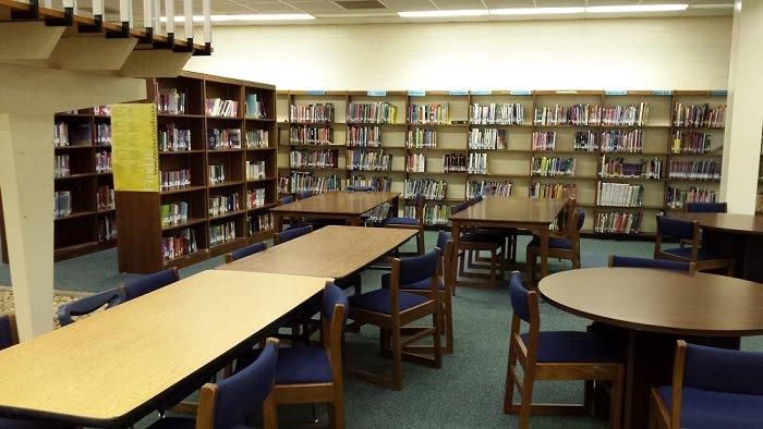 HCMS Library-Media Center