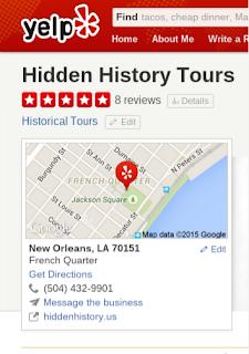 Yelp Hidden History