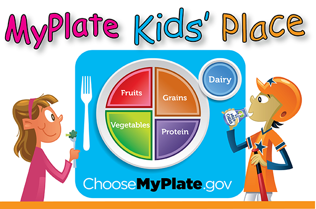 http://www.choosemyplate.gov/kids/ParentsEducators.html