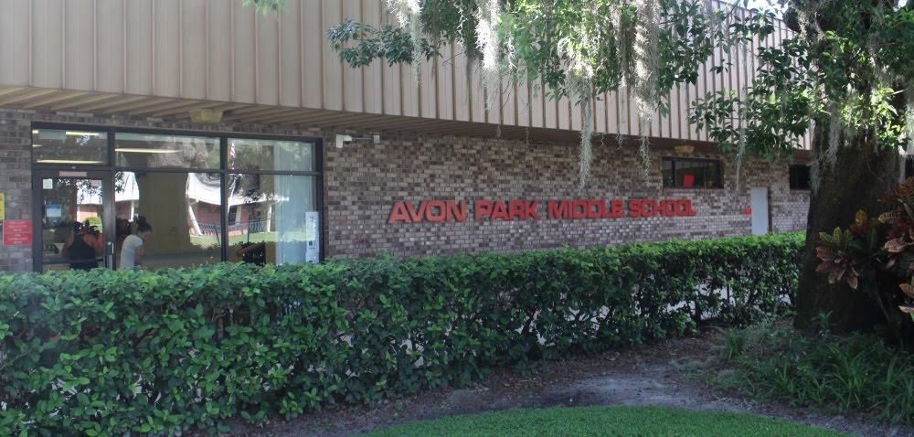 Avon Park Middle School Office Photo