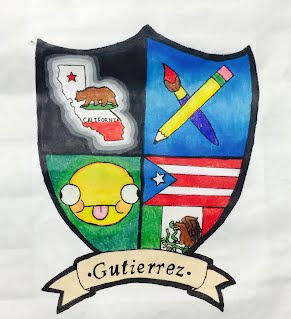 Coat Of Arms Activity For Kids