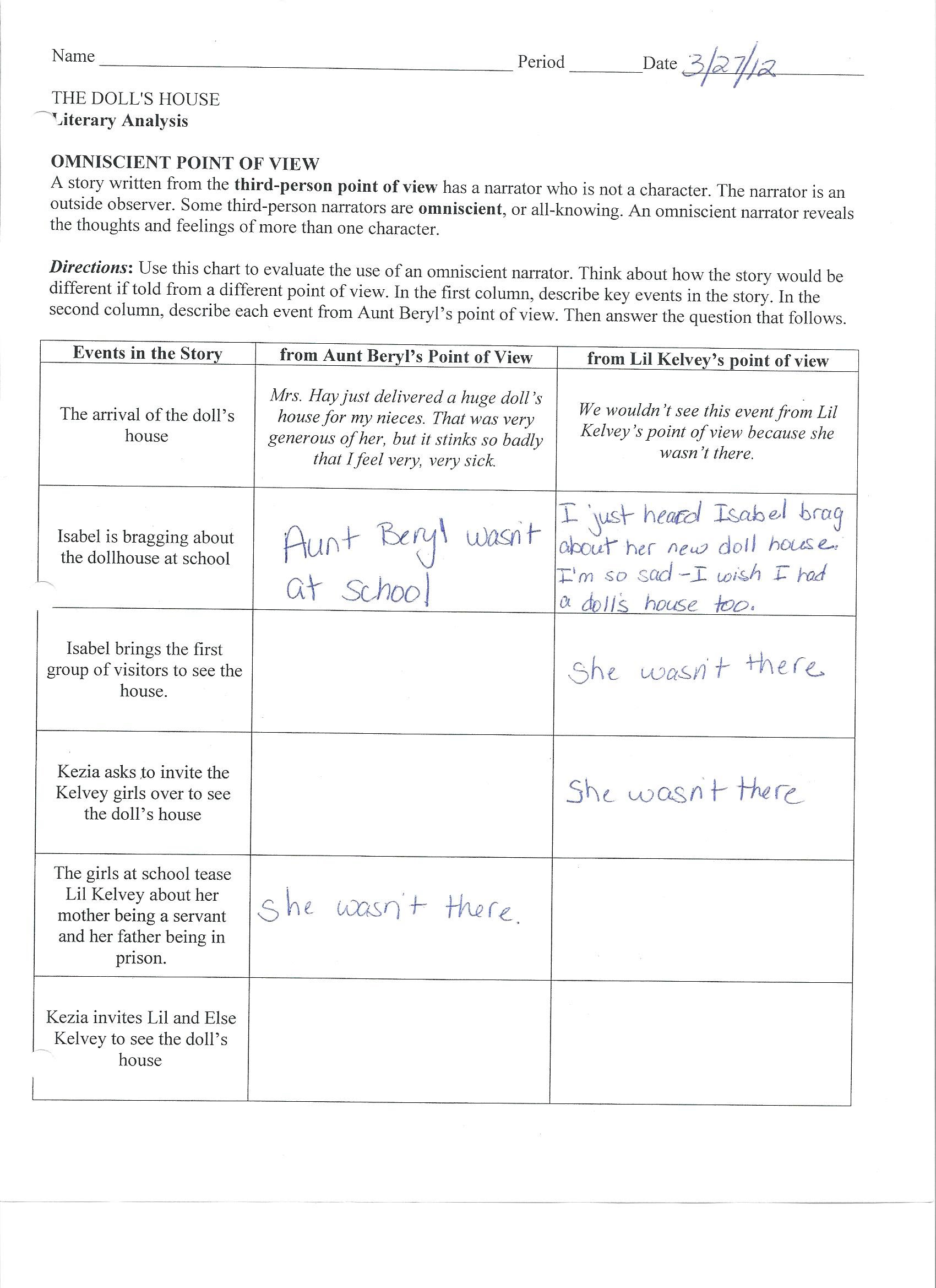 Free Worksheet Farewell To Manzanar Worksheets english 2 hhsresourceprogram attachments 03 27 12 literary analysis of the dolls housepg1 jpg