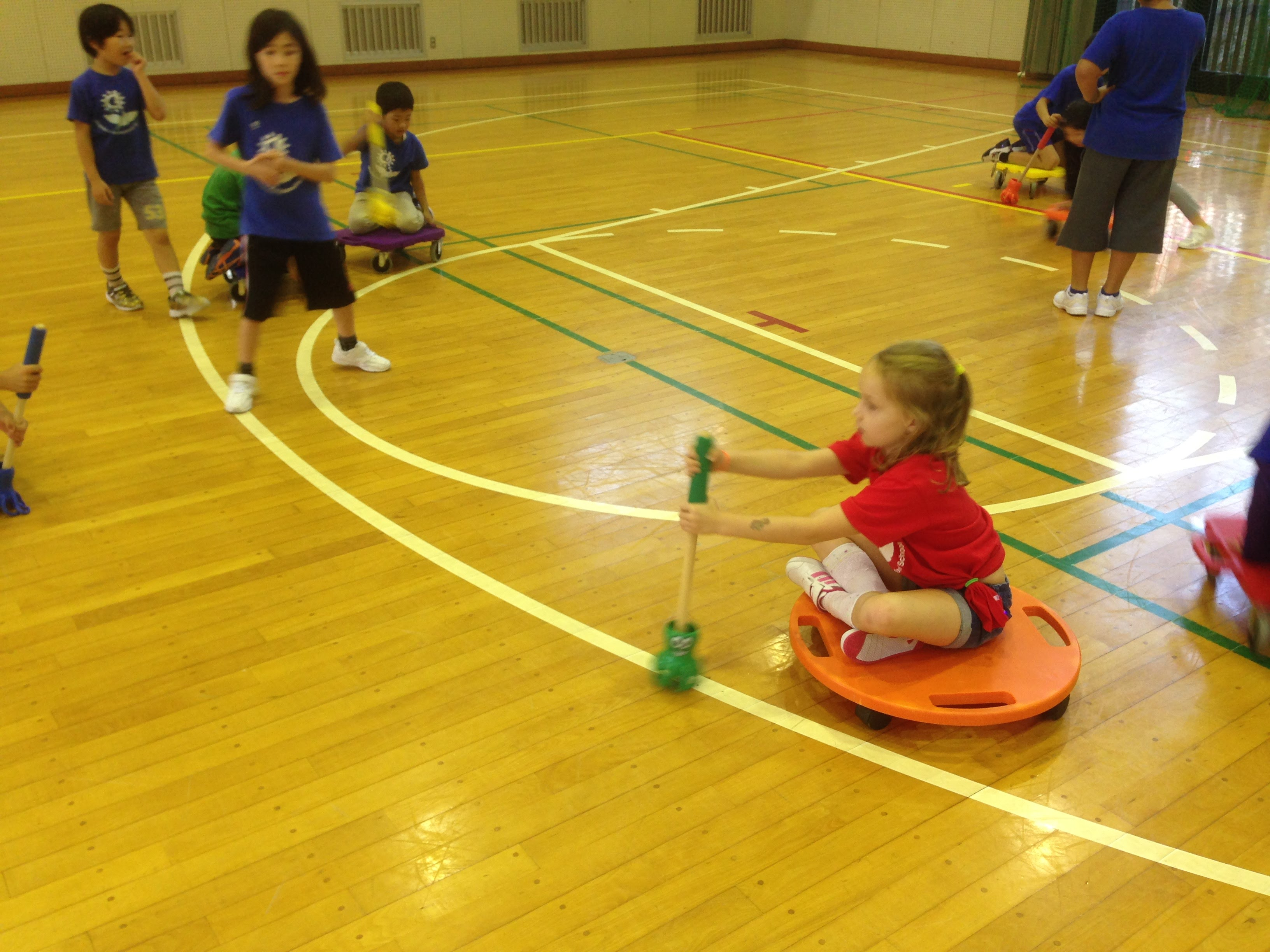 New Pe Equipment Primary School Blogs