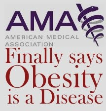 AMA finally says obesity is a disease