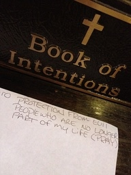 Book Of Intensions