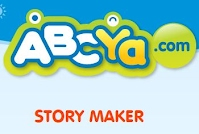 http://www.abcya.com/story_maker.htm