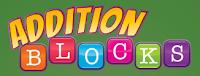 http://www.additionblocksgame.com/AdditionBlocksGame/