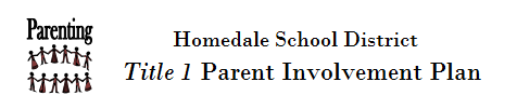 Title 1 Parent Involvement Plan