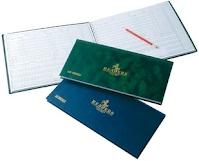 scorebooks