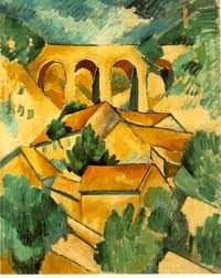 what are the characteristics of cubism