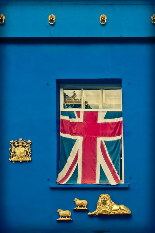 Jasna Bužimkić: Crack in the Union Jack, London 2012