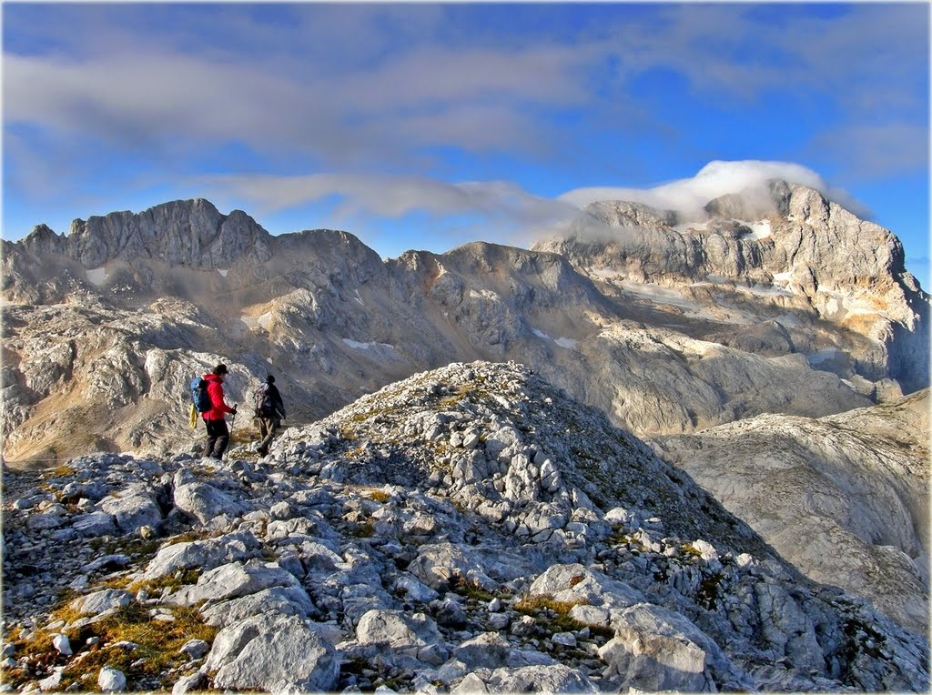 Silvano Šavle: Alps Walking Tour, 2012