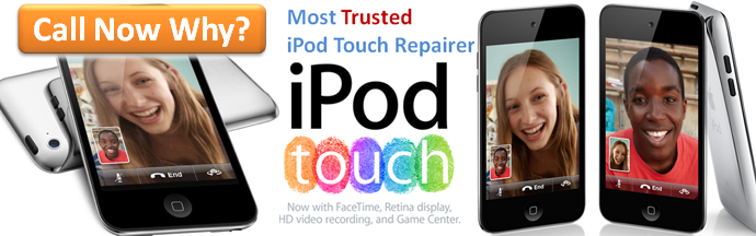 Most Trusted iPod Touch Repairer in Sydney, Your Broken iPod Touch is repaired by iPod Touch Sydney Specialists.