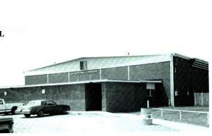 H-E Gym 1957