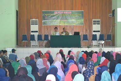 Matrikulasi bahasa IAIN Manado 2016