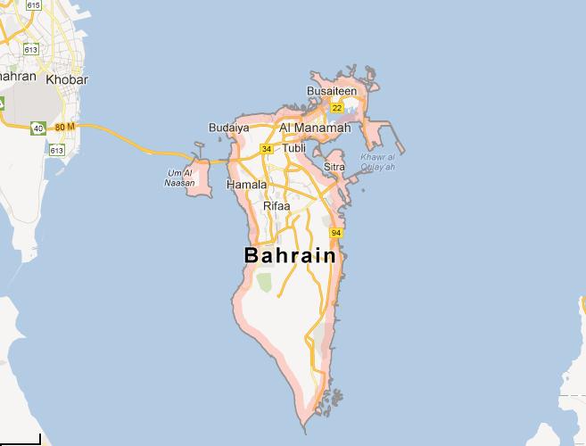 Globalization throughout Bahrain - Bahrain235socb