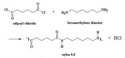 Synthesis Of Nylon In Carleton 118
