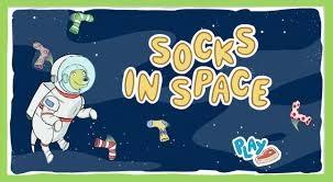 http://pbskids.org/martha/games/socksinspace/index.html