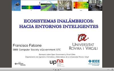 Sensors Ecosystems Falcone