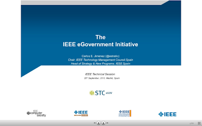 IEEE e-Government