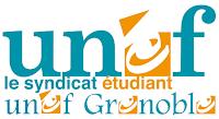 Le site de l'UNEF Grenoble