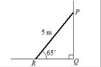 Solving trigonometry problems - MATEMÁTICAS B 4ºESO Carmen Lázaro