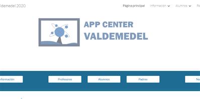 Nuevo App Center Valdemedel